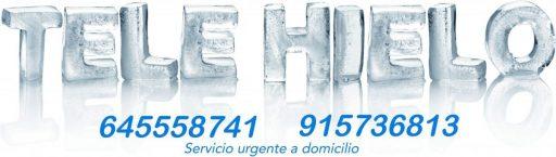 Tele Hielo Empresa de HIELOS EN MADRID