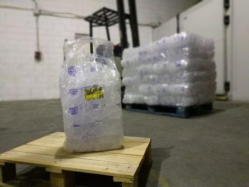 Distribución y Venta de hielo