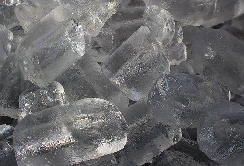 tipos de cubito de hielo en Madrid