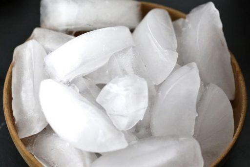 hielo en Cubos Madrid