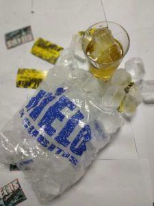 Cuantos cubitos hay en una bolsa de hielo