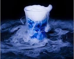 Temperatura del hielo seco
